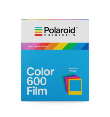 Polaroid 600 Color Frames